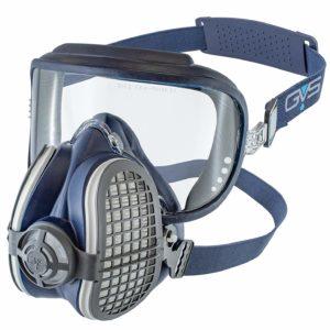 GVS Elipse Integra P3, masque de protection combiné avec lunettes de protection
